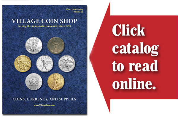 Village Coin Catalog