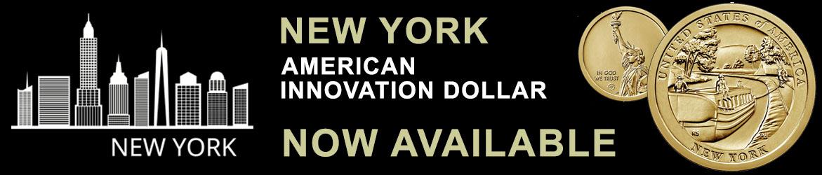 Order the New York Innvoation Dollar