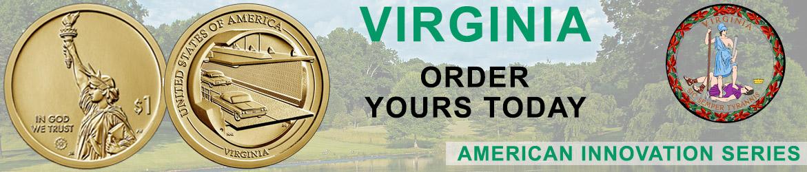 Order the Virginia Innovation Dollar