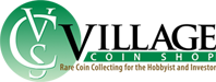 Village Coin Shop logo