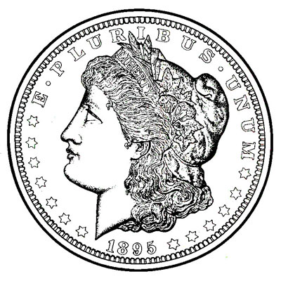 Morgan Dollars 1878-1904