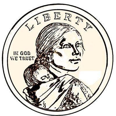 Native American Dollars 2009-Date
