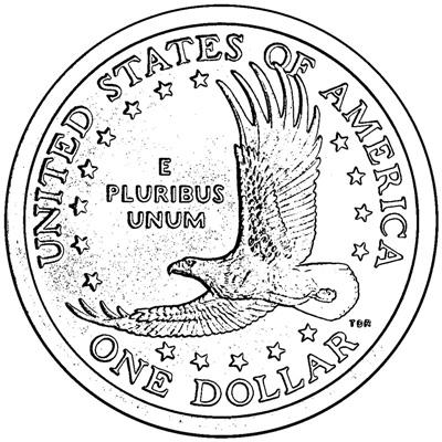 Sacagawea Dollars 2000-2008