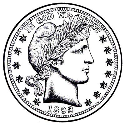 Barber Half-Dollars 1892-1915