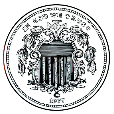 Shield Nickels